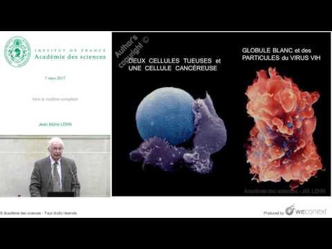 [Conférence] JM. LEHN - Vers la matière complexe