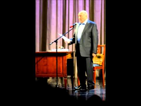 Михаил Жванецкий (концерт в Сочи 22-11-2011)