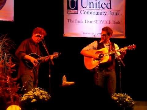 Tim O'Brien&Bryan Sutton MOUNTAIN SONG FESTIVAL 2011