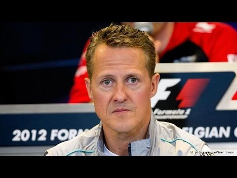 BREAKING NEWS- Michael Schumacher 'out of danger