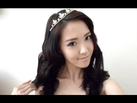 "SNSD ""The Boys"" Jessica Makeup Tutorial♥소녀시대 The Boys 제시카 메이크업"