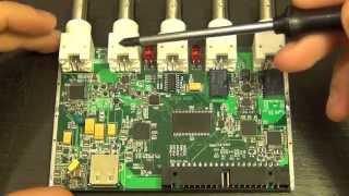 TSP #44 - Review & Teardown of the Analog Arts SL987 USB Oscilloscope, AWG & Logic Analyzer