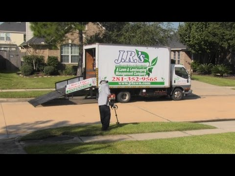 J.R.'s Lawn Service and Landscaping in Pearland TX