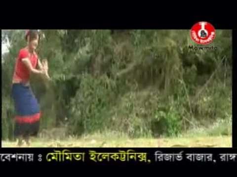 Chakma Song dance - Ecchi Mor Hujir Din video