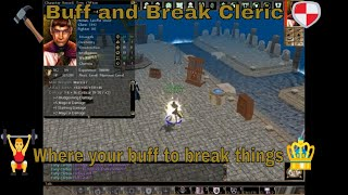 Neverwinter Nights 1 Buff And Break Cleric Build