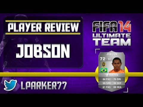 Fifa 14 Ultimate Team - Jobson Player Review