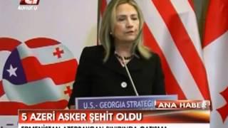 5 Azeri Asker Şehit Oldu
