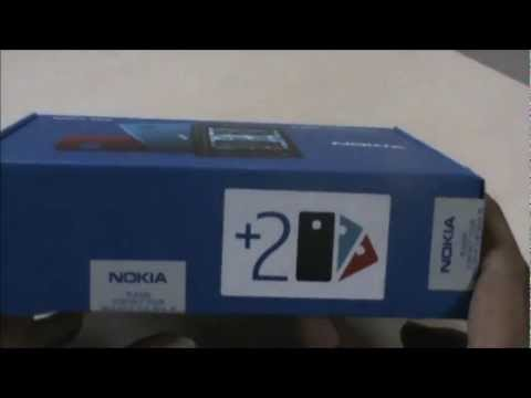 Nokia 500 Unboxing - VISHKI.com