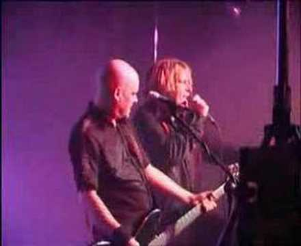 the alarm - drunk and disorderly - live - 2003