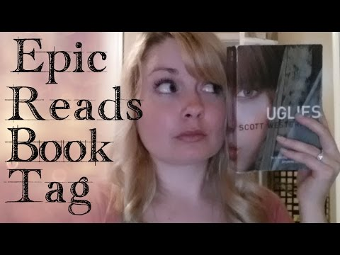 Epic Reads Book Tag