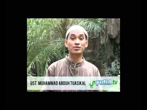 Tausiah Islam Dan Ceramah Agama: Tiga Kaidah Amar Ma'ruf Nahi Munkar - Muhammad Abduh