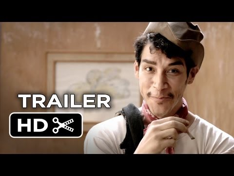 Cantinflas Official US Release Trailer 1 2014 - Michael Imperioli Movie HD