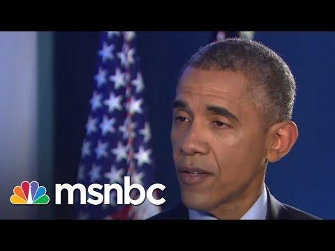 Exclusive Obama Interview: Iran, Yemen & Mixed Signals | msnbc