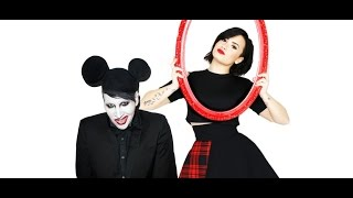 Marilyn Manson vs. Demi Lovato - Sweet Dreams For The Summer (YITT mashup)