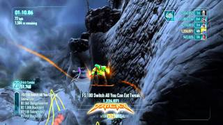 SSX Demo Gameplay - My Highest Score on Trick It