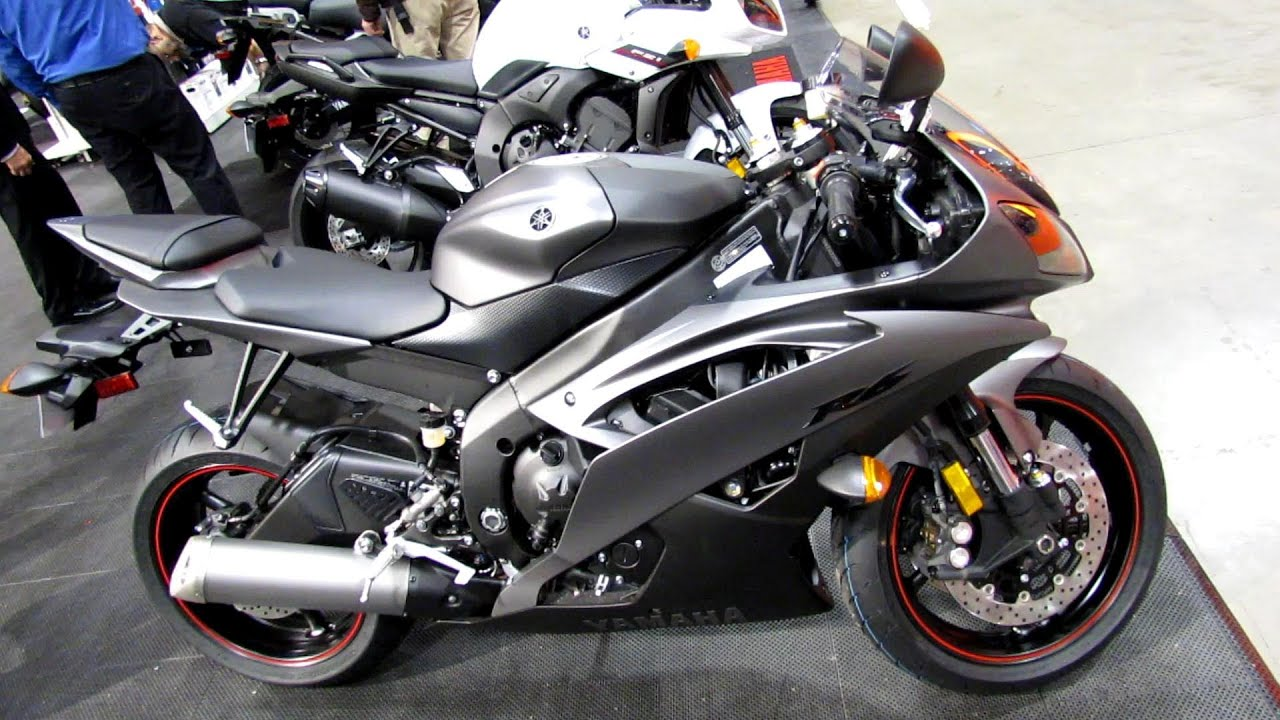 Injection mold motorcycle fairings For YAMAHA YZF R6 2008