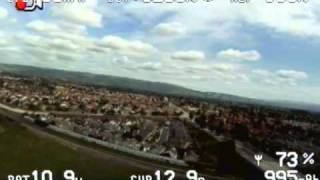 FPV Twin Star 2 - Maiden Day 5th Flight