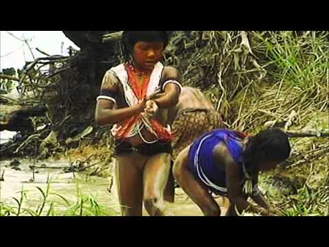 Kayapo (Part 1) - Txucaramae- Tribe of Chief Raoni