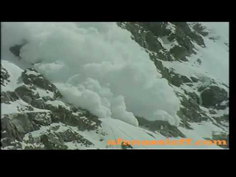 Himalayan Avalanches on K2 and Nanga Parbat