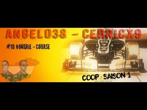 F1 2013 - Saison Coop - 10 - Hungaroring - Course