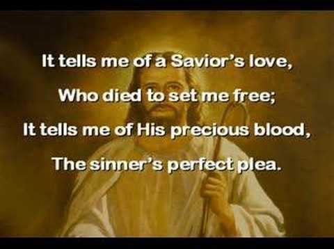 O, How I Love Jesus