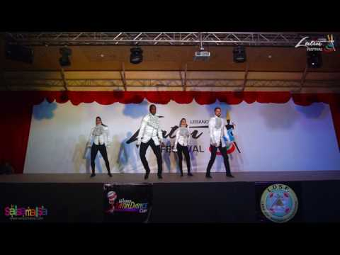 Leon Rose Project Dance Performance | Lebanon Latin Festival 2016