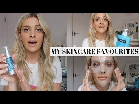 My Summer Skincare Favourites | Louise Cooney