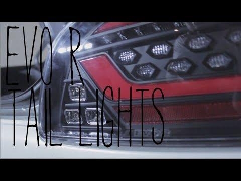 S2000 EVO R TAIL LIGHTS INSTALL