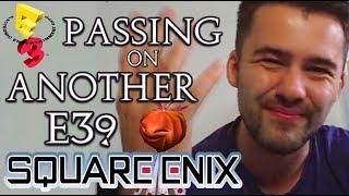 Square Enix at E3 2018 | Shortest conference ever? (KH3, Final Fantasy & My Ubisoft Stream Ban)