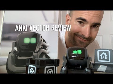 Anki Vector Robot Review | Unboxing and best features