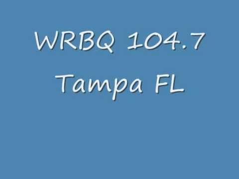 WRBQ 104.7 Tampa FL  May 1981