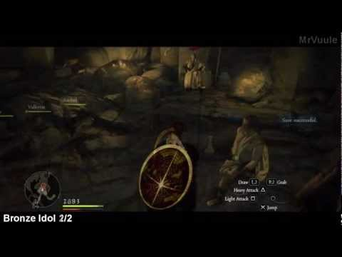 Dragon's Dogma - All Idol Locations (Bronze, Silver, Gold, Cursed)