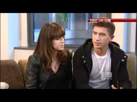 Nine News Exclusive with Harry Kewell