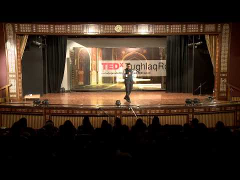 Understanding The Indian Male Homo Sapien: Amit Tandon At Tedxtughlaqrd video