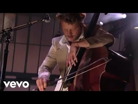 Mumford & Sons - Lovers' Eyes (Live @ Letterman)