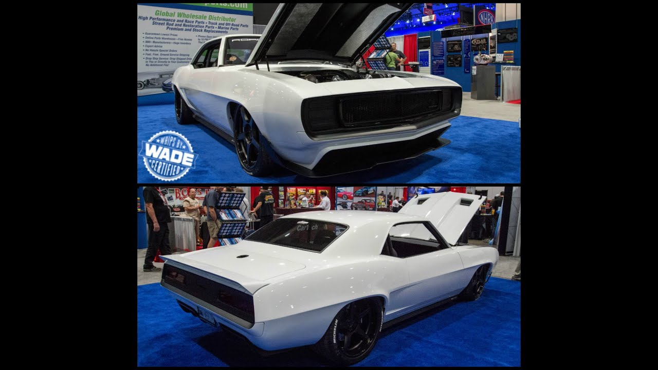 Sema 2014 Quot The Truth Quot 69 Twin Turbo Camaro Built By