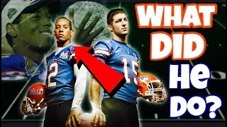 He was the Face of the Florida Gators, then COMPLETELY RUINED HIS LIFE (Ft. FlemLo Raps)