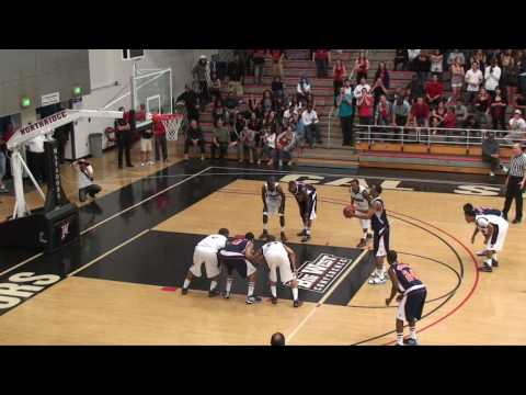 CAL STATE FULLERTON TITANS AT CAL STATE NORTHRIDGE MATADORS (02/13/2010) Video