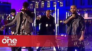 JLS - Beat Again/Everybody in Love (Live on The One Show)