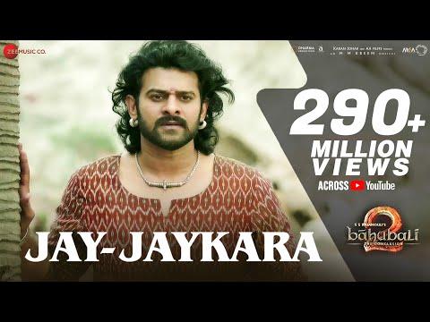 Jay-Jaykara | Baahubali 2 The Conclusion | Anushka Shetty & Prabhas | Kailash Kher | M.M.Kreem