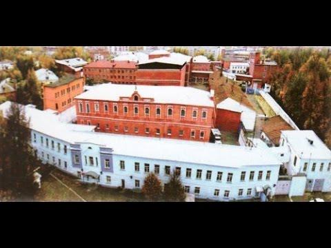 Владимирский централ 2017.ВОРЫ И ЗОНА