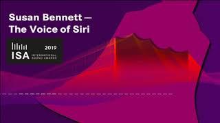 Susan Bennett - The original voice of Siri