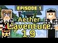 L'AETHER : L'aventure 1.9 | Episode 1