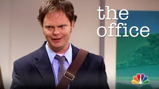 Dwight Impersonates Jim - The Office