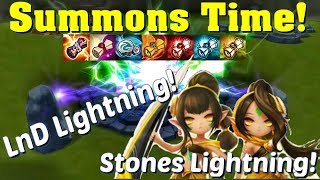 Summoners War - Impulse Summons and I Get What I Wished For!