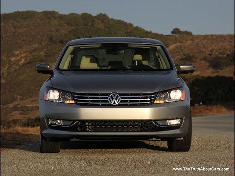 2014 / 2015 Volkswagen Passat TDI Review and Road Test