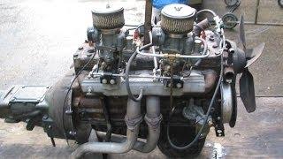 48 Studebaker Champion Motor