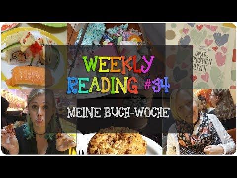 BookTube Freunde treffen und kurioses Sushi-Erlebnis | Meine Buch-Woche #33 [Weekly Reading]