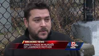 Tony Ventura suspected of murdering girlfriend inside home