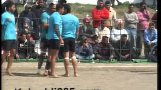 Mathadda(Jalandhar) Kabaddi Tournament 19 Feburary 2012 Part 2 By kabaddi365.com